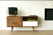 Retro Scandinavian / Accent the future with a bit of the Nordic past. Retro design is no stranger to Scandinavian décors.