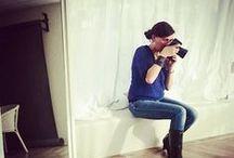 Behind the Scene | Mademois'Elle Glamour