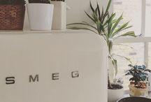 Smeg Fridge- Kitchen / Decoración- Decor- Smeg - Fridge- Kitchen