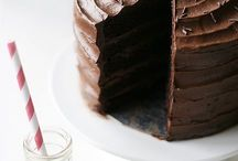 Chocolate / Food- Cakes- Sweets- Desserts- Postres- Tortas