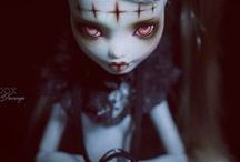 Dolls - Monster high / custom MH, EAH