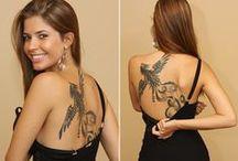 Tatuagens Femininas / Confira aqui as melhores tatuagens femininas.