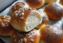 Chleb i bułka