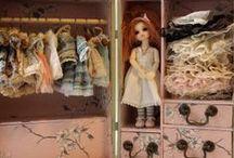 Dolls - stuff
