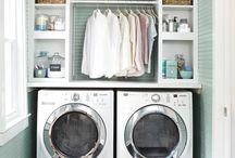 Laundry Room / Laundry- Ideas- Deco- Inspiration
