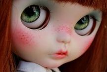 Dolls - Blythe / O_O