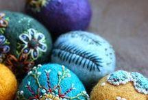 fiber/textile art