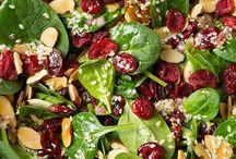 Salads- Ensaladas / Recipes- Recetas- Salads- Ensaladas