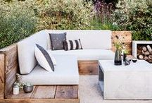 TUIN | LOUNGESETS | INSPIRATIE / Loungeset | Tuinmeubels