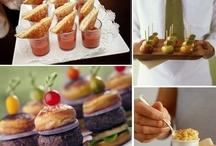 Party foods / by Meliesha Duodu