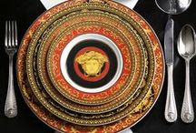 Tablescapes & center pieces  / by Meliesha Duodu