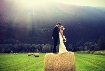 Every girl has a dream wedding  / Dream wedding ideas, may come in handy someday...