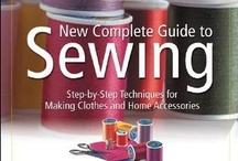 Fashion + Sewing Books I recommend