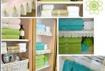 Organization & Storage / by Linda Gilbraith
