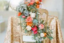 Chair embellishments~