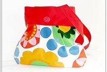 Taschen, Taschen und Taschen.... / Klassische und verspielte Taschen für Groß und Klein