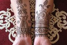 Henna Tattoos / by Awesome Tattoos