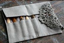 - Knitting-crochet -