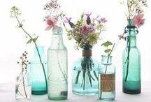 ~Remplir les vases~ / Petite sélection de bouquets
