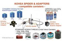 Kovea Gear / Check out our latest lineup of products for the outdoors!