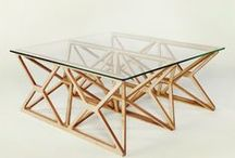 CNC Furniture / Furniture made with CNC machines