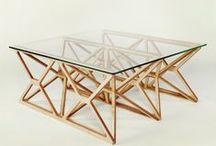 CNC Furniture / Furniture made with CNC machines