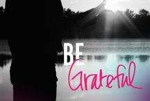 Day 4: Be Grateful