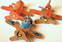 birthday  - planes / ideas for planes theme birthaday