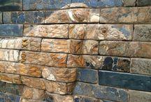 Pergamon Museum Berlin / Fantastic brickwork from Babylon