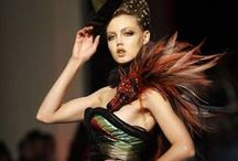 Dresses / Haute Couture - Chic and elegant outfits.