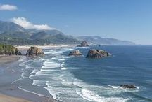 Cannon Beach, Oregon / Take a trip to Cannon Beach on the pages of Starfish Street!