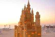 Sandcastles / Are you a master sandcastle sculptor like Sunny from Starfish Street?