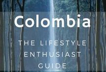 Colombia - Travel / The best travel inspo for visiting Colombia. Covering the best things to do, the top restaurants to eat at, the best hotels, culture, street food, salsa, sightseeing and where to be seen in Colombia. Including top tips on areas such as Bogota, Cali, Cartagena, Barraquilla, Medellin, Cundinamarca and more. With guides, itineraries, favourite experiences, inspiration, instagrammable spots, hotel recommendations and travel blog posts on Colombia.
