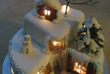 All I want for Xmas is... / The diffusion of this festivity and the magic of the snow and the winter.