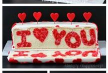 I heart (You) / Love is in the air.
