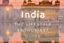 India - Travel / The best travel inspo for visiting India. Covering the best things to do, the top restaurants to eat at, the best hotels, culture, street food, where to sightsee and where to be seen in India. Including top tips on areas such as Delhi, Mumbai, Jaipur, Udaipur, Agra, Kerala, Leh, Goa, Tamil Nadu, Assam, Bijar, Gujarat, Nagaland, Mizoram, Punjab and more. With guides, itineraries, favourite experiences, inspiration, instagrammable spots, hotel recommendations and travel blog posts on India.