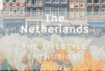 The Netherlands - Travel / The best travel inspo for the Netherlands (Holland) Covering the best restaurants, hotels and things to do, Dutch culture, as well as an overview on the history and safety. Including top tips on areas such as Amsterdam, Rotterdam, Gouda, Eindhoven and more. With guides, itineraries, favourite experiences, inspiration, instagrammable spots, hotel recommendations and travel blog posts across the Netherlands.