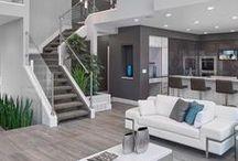 Interior design / #Design #Intérieur #Idée Prendre des idées de décoration, de conception et d'architecture. Des couleurs, des objets, du matériel, bref des idées