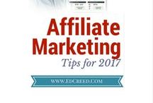 Affiliate Marketing / Learn Affiliate Marketing Tips and Tricks, so you will be successful and start making your first dollar online today!