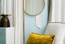 Rideaux sur mesure en voile de lin / Rideaux sur mesure en voile de lin grande largeur 300 cm et 330 cm