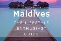 Maldives - Travel / The best travel inspo for the Maldives. Covering the best restaurants, hotels and things to do, local culture, as well as an overview on the history and safety. Including top tips on the most luxurious resorts, the best fine dinings, the most scenic viewpoints, finest service, softest sandy beaches and luxury hotels on the water. With guides, itineraries, favourite experiences, inspiration, instagrammable spots, hotel recommendations and travel blog posts across the Maldives archipelago.