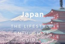 Japan - Travel / The best travel inspo for Japan. Covering the best things to do, the top restaurants to eat at, the best hotels, Japanese culture, as well as overviews on history and safety in Japan. Including top tips on areas such as Tokyo, Harijuku, Kyoto, Kansai, Hoshu, Kyushu, Hokkeido, Shikoku, Okinawa, Osaka, The Northern Japan Alps and more. With guides, itineraries, favourite experiences, inspiration, instagrammable spots, hotel recommendations and travel blog posts on Japan.