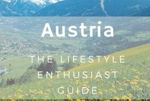 Austria - Travel / The best travel inspo for Austria. Covering the best Austrian restaurants, hotels and things to do as well as an overview on the history an and more. With guides, itineraries, favourite experiences, inspiration, instagrammable spots, hotel recommendations and travel blog posts on Vienna, Salzburg, Graz, Linz, Hallstatt, Alpbach, Innsbruck, Kaprun, The Viennese Alps, Grossglockner Alpine Road, Mostviertel, Hochosterwitz Castle, Krems an der Donau, Danube, Faaker See and more!