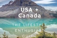 USA and Canada - Travel / The best travel inspo for North America + Canada. Covering the best American restaurants, hotels and things to do as well as an overview on the history an and more. With guides, itineraries, favourite experiences, inspiration, instagrammable spots, hotel recommendations and travel blog posts on Florida, Washington DC, Jasper National Park, Banff, Alaska, Miami, South Beach, New York, New Jersey, the deep South, New Orleans, Texas, Toronto, Vancouver and more!