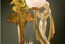 art deco- decor- & art nouveau #1 / what a beautiful time to enjoy the feeling of the era in design / by margaret