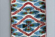 patterns | ikat / inspirational ikat pattern and prints