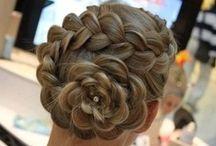 Prom Hair / Hair Ideas for Prom