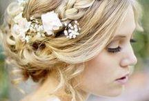 Wedding Hair / Hair ideas for your wedding