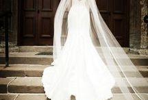 Schleier für die moderne Braut / Styling für deine Hochzeit: die schönsten Schleier