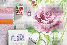 Cross stitch project ideas